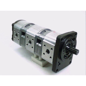 Bosch Rexroth AZPFFF-11-005-005-004-R - 0510365013 | 250 / 250 / 250 bar | 280 / 280 / 280 bar | 300 / 300 / 300 bar | 4000 Rpm | 700 Rpm