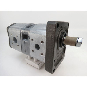 Bosch Rexroth AZPFF-11-005-014-R - 0510365021 | 5 / 14 cm³/rev | 250 / 250 bar | 280 / 280 bar | 300 / 300 bar | 3000 Rpm | 700 Rpm