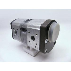 Bosch Rexroth AZPFF-11-005-011-R - 0510365022 | 5 / 11 cm³/rev | 250 / 250 bar | 280 / 280 bar | 300 / 300 bar | 3500 Rpm | 700 Rpm