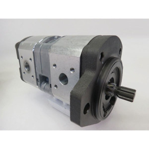 Bosch Rexroth AZPFF-11-005-005-L - 0510365316 | 5 / 5 cm³/rev | 250 / 250 bar | 280 / 280 bar | 300 / 300 bar | 4000 Rpm | 700 Rpm