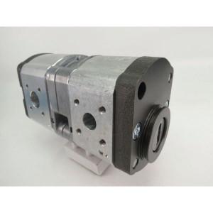 Bosch Rexroth AZPFF-11-005-011-L - 0510365319 | 5 / 11 cm³/rev | 250 / 250 bar | 280 / 280 bar | 300 / 300 bar | 3500 Rpm | 700 Rpm