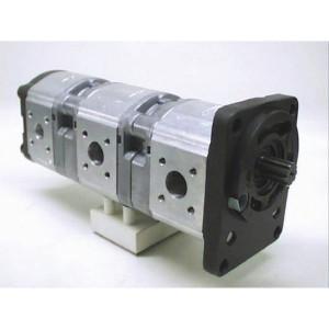 Bosch Rexroth AZPFFF-10-008-008-004-R - 0510465019 | 250 / 250 / 250 bar | 280 / 280 / 280 bar | 300 / 300 / 300 bar | 4000 Rpm | 700 Rpm