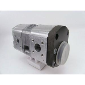 Bosch Rexroth AZPFF-10-008-004-L - 0510465323 | 8 / 4 cm³/rev | 250 / 250 bar | 280 / 280 bar | 300 / 300 bar | 4000 Rpm | 700 Rpm
