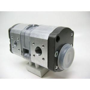 Bosch Rexroth AZPFF-10-008-005-L - 0510465346 | 8 / 5 cm³/rev | 250 / 250 bar | 280 / 280 bar | 300 / 300 bar | 4000 Rpm | 700 Rpm