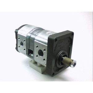Bosch Rexroth AZPFF-11-008-004-L - 0510465351 | 8 / 4 cm³/rev | 250 / 250 bar | 280 / 280 bar | 300 / 300 bar | 4000 Rpm | 700 Rpm