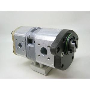 Bosch Rexroth AZPFF-10-011-005-R - 0510565044 | 11 / 5 cm³/rev | 250 / 250 bar | 280 /280 bar | 300 / 300 bar | 3500 Rpm | 700 Rpm