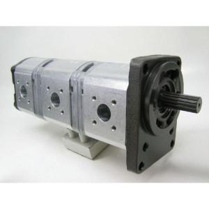 Bosch Rexroth AZPFFF-11-014-014-008-R - 0510565064 | 250 / 250 / 250 bar | 280 / 280 / 280 bar | 300 / 300 / 300 bar | 3000 Rpm | 700 Rpm