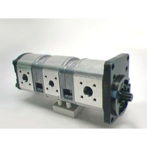 Bosch Rexroth AZPFFF-10-014-004-008-L - 0510565408 | 250 / 250 / 250 bar | 280 / 280 / 280 bar | 300 / 300 / 300 bar | 3000 Rpm | 700 Rpm