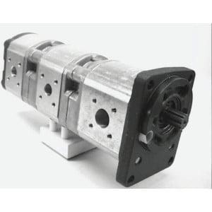 Bosch Rexroth AZPFFF-10-016-005-005-R - 0510665061 | 250 / 250 / 250 bar | 280 / 280 / 280 bar | 300 / 300 / 300 bar | 3000 Rpm | 700 Rpm