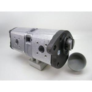 Bosch Rexroth AZPFF-10-016-022-R - 0510665068 | 16 / 22 cm³/rev | 250 / 220 bar | 280 / 250 bar | 300 / 270 bar | 2500 Rpm | 500 Rpm