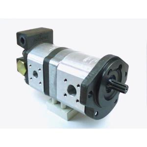 Bosch Rexroth AZPFF-10-016-005-R - 0510665080 | 16 / 5 cm³/rev | 250 / 220 bar | 280 / 250 bar | 300 / 270 bar | 3000 Rpm | 700 Rpm
