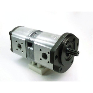 Bosch Rexroth AZPFF-11-019-019-R - 0510665114 | 19 / 19 cm³/rev | 210 / 210 bar | 230 / 230 bar | 250 / 250 bar | 3000 Rpm | 500 Rpm