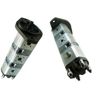 Bosch Rexroth AZPFFF-11-016-014-019-R - 0510665127   250 / 250 / 210 bar   280 / 280 / 230 bar   300 / 300 / 250 bar   3000 Rpm   500 Rpm