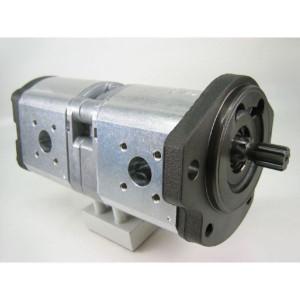 Bosch Rexroth AZPFF-11-019-019-R - 0510665147 | 19 / 19 cm³/rev | 210 / 210 bar | 230 / 230 bar | 250 / 250 bar | 3000 Rpm | 500 Rpm
