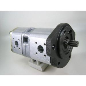 Bosch Rexroth AZPFF-11-019-008-R - 0510665148 | 19 / 8 cm³/rev | 210 / 250 bar | 230 / 280 bar | 250 / 300 bar | 3000 Rpm | 700 Rpm
