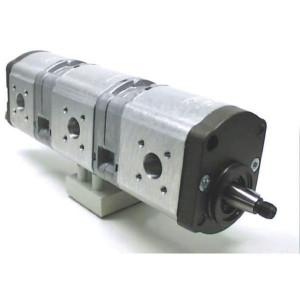 Bosch Rexroth AZPFFF-10-019-019-011-L - 0510665398 | 210 / 210 / 250 bar | 230 / 230 / 280 bar | 250 / 250 / 300 bar | 3000 Rpm | 600 Rpm