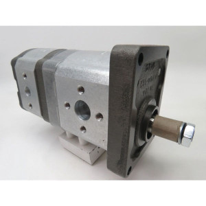 Bosch Rexroth AZPFF-10-016-004-L - 0510665414 | 16 / 4 cm³/rev | 250 / 220 bar | 280 / 250 bar | 300 / 270 bar | 3000 Rpm | 700 Rpm