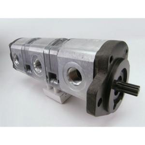 Bosch Rexroth AZPFFF-11-016-008-014-L - 0510665428   250 / 250 / 250 bar   280 / 280 / 280 bar   300 / 300 / 300 bar   3000 Rpm   700 Rpm