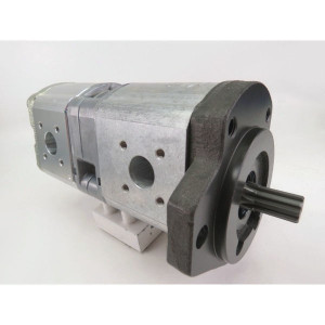 Bosch Rexroth AZPFF-10-019-011-L - 0510665435 | 19 / 11 cm³/rev | 210 / 250 bar | 230 / 280 bar | 250 / 300 bar | 3000 Rpm | 600 Rpm