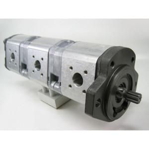 Bosch Rexroth AZPFFF-11-016-016-016-L - 0510665455   250 / 250 / 250 bar   280 / 280 / 280 bar   300 / 300 / 300 bar   3000 Rpm   500 Rpm