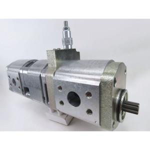 Bosch Rexroth AZPFFF-12-019-004-016-L - 0510665483   210 / 250 / 250 bar   230 / 280 / 280 bar   250 / 300 / 300 bar   3000 Rpm   700 Rpm