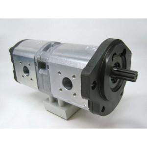 Bosch Rexroth AZPFF-11-022-019-R - 0510765020 | 22 / 19 cm³/rev | 180 / 180 bar | 210 / 210 bar | 230 / 230 bar | 2500 Rpm | 500 Rpm