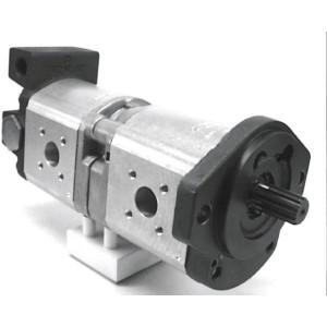 Bosch Rexroth AZPFF-21-022-019-R - 0510765051 | 22 / 19 cm³/rev | 180 / 210 bar | 210 / 230 bar | 230 / 250 bar | 2500 Rpm | 500 Rpm