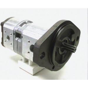 Bosch Rexroth AZPFF-11-022-005-R - 0510765052 | 22 / 5 cm³/rev | 180 / 250 bar | 210 / 280 bar | 230 / 300 bar | 2500 Rpm | 700 Rpm