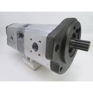 Bosch Rexroth AZPFF-21-022-022-R - 0510765054 | 22 / 22 cm³/rev | 180 / 180 bar | 210 / 210 bar | 230 / 230 bar | 2500 Rpm | 500 Rpm