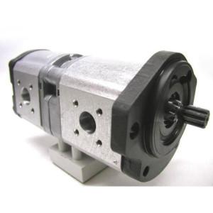 Bosch Rexroth AZPFF-11-022-011-R - 0510765056 | 22 / 11 cm³/rev | 180 / 250 bar | 210 / 280 bar | 230 / 300 bar | 2500 Rpm | 600 Rpm