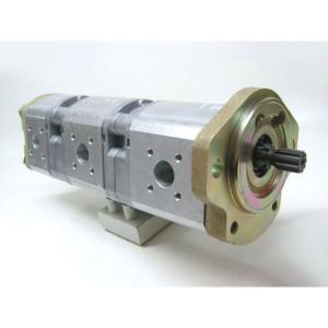Bosch Rexroth AZPFFF-12-022-014-004-R - 0510765095   180 / 250 / 250 bar   210 / 280 / 280 bar   230 / 300 / 230 bar   2500 Rpm   700 Rpm
