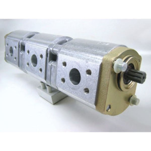 Bosch Rexroth AZPFFF-22-022-019-019-L - 0510765100 | 180 / 210 / 210 bar | 210 / 230 / 230 bar | 230 / 250 / 250 bar | 2500 Rpm | 500 Rpm