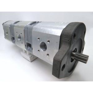 Bosch Rexroth AZPFFF-11-022-016-022-L - 0510765393   180 / 250 / 180 bar   210 / 280 / 210 bar   230 / 300 / 230 bar   2500 Rpm   500 Rpm