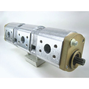 Bosch Rexroth AZPFFF-22-022-019-019-L - 0510765400 | 180 / 210 / 210 bar | 210 / 230 / 230 bar | 230 / 250 / 250 bar | 2500 Rpm | 500 Rpm