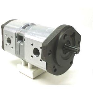 Bosch Rexroth AZPFF-11-019-011-R - 0510901004 | 19 / 11 cm³/rev | 210 / 250 bar | 230 / 280 bar | 250 / 300 bar | 3000 Rpm | 600 Rpm