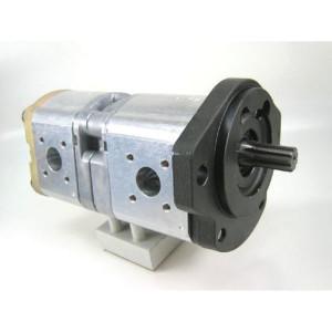 Bosch Rexroth AZPFF-11-016-008-R - 0510901005 | 16 / 8 cm³/rev | 250 / 220 bar | 280 / 250 bar | 300 / 270 bar | 3000 Rpm | 700 Rpm