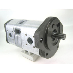 Bosch Rexroth AZPFF-11-016-004-R - 0510901028 | 16 / 4 cm³/rev | 250 / 220 bar | 280 / 250 bar | 300 / 270 bar | 3000 Rpm | 700 Rpm