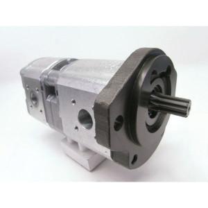 Bosch Rexroth AZPFF-11-019-005-R - 0510901043 | 19 / 5 cm³/rev | 210 / 250 bar | 230 / 280 bar | 250 / 300 bar | 3000 Rpm | 700 Rpm