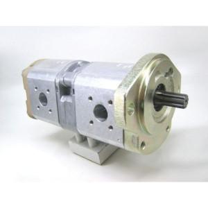 Bosch Rexroth AZPFF-12-019-016-R - 0510901045 | 19 / 16 cm³/rev | 210 / 250 bar | 230 / 280 bar | 250 / 300 bar | 3000 Rpm | 500 Rpm