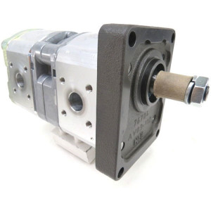 Bosch Rexroth AZPFF-11-004-004-R - 0510901500 | 4 / 4 cm³/rev | 250 / 250 bar | 280 / 280 bar | 300 / 300 bar | 4000 Rpm | 700 Rpm