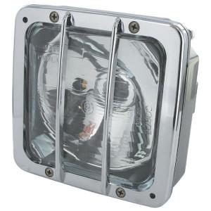 Koplamp Cobo - 05113000 | Aanbouw staand | 140 mm | 140 mm | chroom | DGM 7886 PMXLA