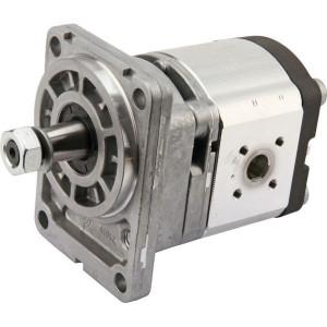 Bosch Rexroth Hydrauliekmotor Bosch - 0511545300 | 80 mm | 250 bar | 3500 Rpm omw./min. | 500 Rpm | 1:5 (17x17) | 11 cc/omw | 35 mm | 40 mm | WFV 12L-35