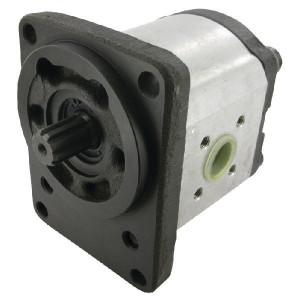 Bosch Rexroth Hydrauliekmotor Bosch - 0511625001 | 80 mm | 250 bar | 3000 Rpm omw./min. | 500 Rpm | 16 cc/omw | 17x14 9Z mm | 35 mm | 40 mm | WFV 12L-35