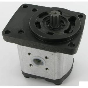 Bosch Rexroth Hydrauliekmotor Bosch - 0511625002 | 80 mm | 180 bar | 3000 Rpm omw./min. | 500 Rpm | 19 cc/omw | 17x14 9Z mm | 35 mm | 40 mm | WFV 12L-35