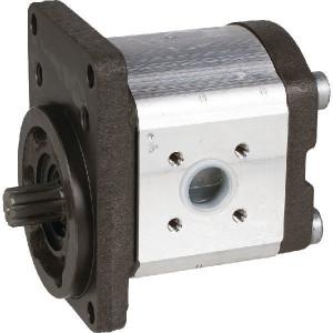 Bosch Rexroth Hydrauliekmotor Bosch - 0511625301 | 80 mm | 210 bar | 3000 Rpm omw./min. | 500 Rpm | 16 cc/omw | 17x14 9Z mm | 35 mm | 40 mm | WFV 12L-35
