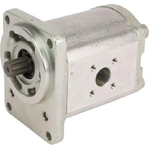 Bosch Rexroth Hydrauliekmotor Bosch - 0511725006 | 80 mm | 180 bar | 3000 Rpm omw./min. | 500 Rpm | 25 cc/omw | 17x14 9Z mm | 35 mm | 40 mm | WFV 12L-35