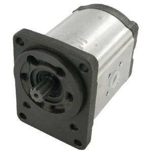 Bosch Rexroth Hydrauliekmotor Bosch - 0511725303 | 80 mm | 180 bar | 3000 Rpm omw./min. | 500 Rpm | 22,5 cc/omw | 17x14 9Z mm | 35 mm | 40 mm | WFV 12L-35