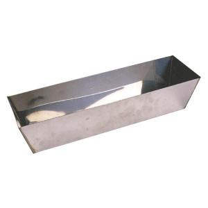 Spachtelbakje roestvr. Stanley - 05224S | Gebogen vorm | 350 x 120 mm