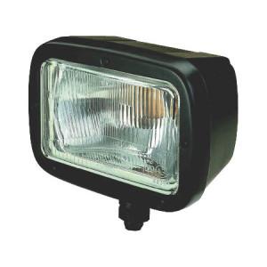 Koplamp Cobo - 05551000 | Stuur rechts | RE71268 | Aanbouw staand | 204 mm | 143 mm