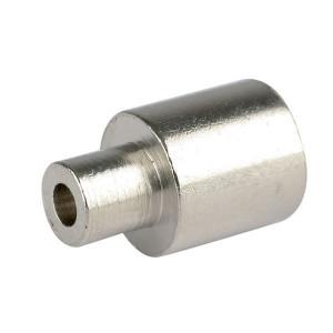 Centreerhuls 7x11mm boring 2mm - 06070110